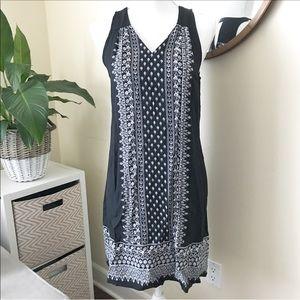 Bandana Patterned Day Dress